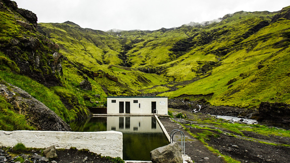 Natural springs, Iceland