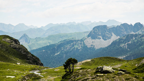 Pyranees Mountains