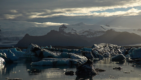 Galcial Lagoon