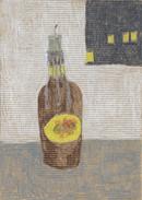BOURGEOISES de CALAIS Beer Glass