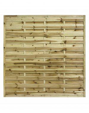 KDM - Horizontal Square Fence Panel