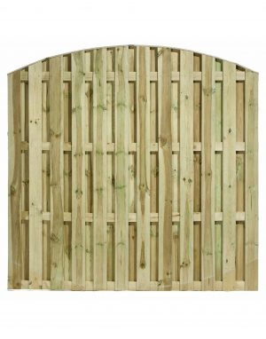 KDM - Double Sided Paling Fence Panel