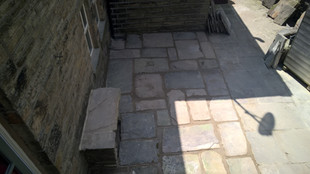 Yorkshire Stone Paving