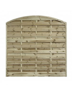 KDM - Horizontal Arched Fence Panel
