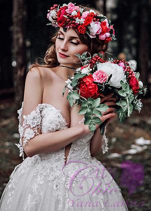 """Венок для невесты"""" Бьюти"""""""