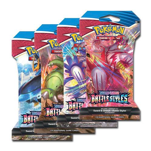 Battle Styles Single Booster