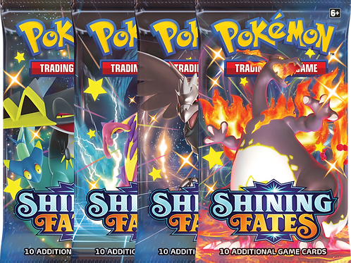 Shining Fates Single Booster Pack