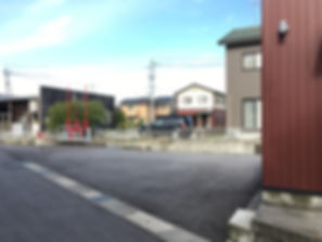 整体院かわもと駐車場