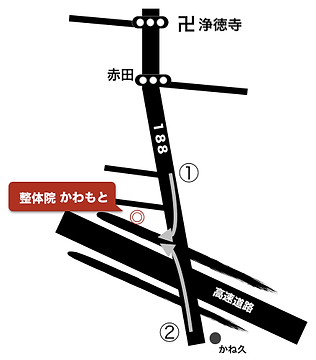 富山市二俣