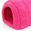 Thumbnail: High Quality Dog Cat Warm House Winter Soft Home Pet Bed Cute Nest For Puppy