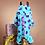 Thumbnail: Soft Fleece Dog Cat Jumpsuit Halloween Coat Costumes Pet Overalls Puppy Cat Clot