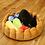 Thumbnail: Pet House Plush Cat Dog Fruit Pad Puppy Nest Kennel Winter Warm Creative Pet Pad