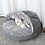 Thumbnail: High Quality Winter Warm Slippers Style Dog Bed Pet Dog House Lovely Soft House