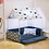 Thumbnail: Detachable Tent Dog Beds For Large Dogs Dog House Chihuahua Medium Dogs Washable