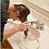 Thumbnail: JORMEL Cat Dog Bath Shower Hot Selling Pet Multi-function White Tap Spray Head P