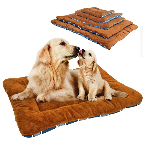 Dog Bed Mat for Large Dogs Pet House Mat Kennel Winter Cat Puppy Bed Warm Pet