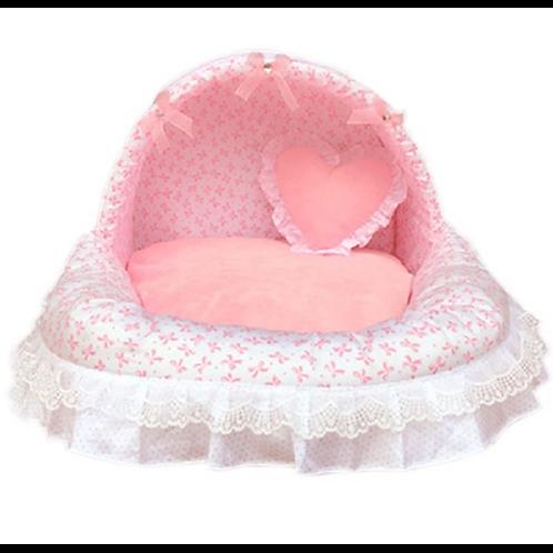 Dog Kennel Dog House Detachable Washable Nest Warm Pomeranian Teddy Pet Supplies