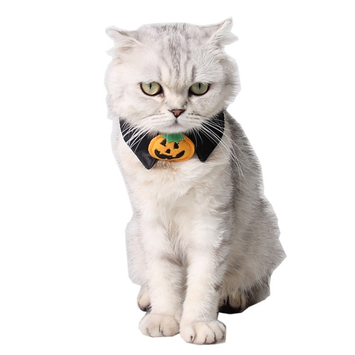 1Pc Halloween Pet Supplies Dog Cat Accessories Costume Holiday Party Necklace