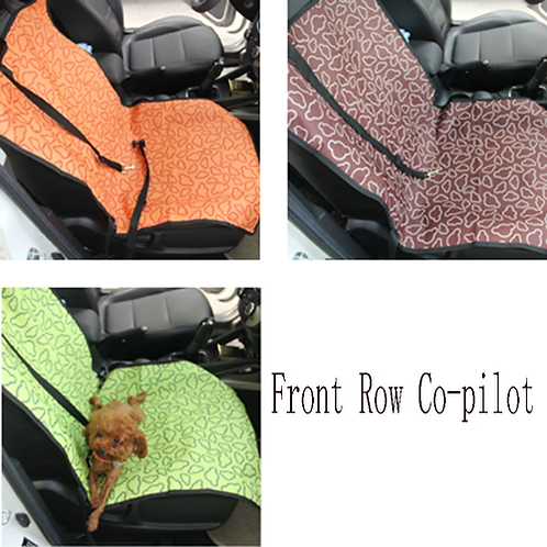 Durable High Quality Soft Outdoor Oxford Dog Car Mats Resistant Bite Durevole