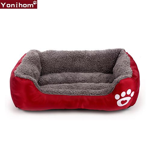 Dog Beds Sofa Warming Pet Bed Soft Fleece Warm Dog Beds for Large Dogs
