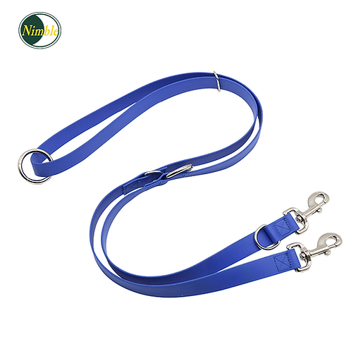 NIMBLE Double Leashes Dog Dogs Outdoor Walking Rope Safety For Small Medium Dogs