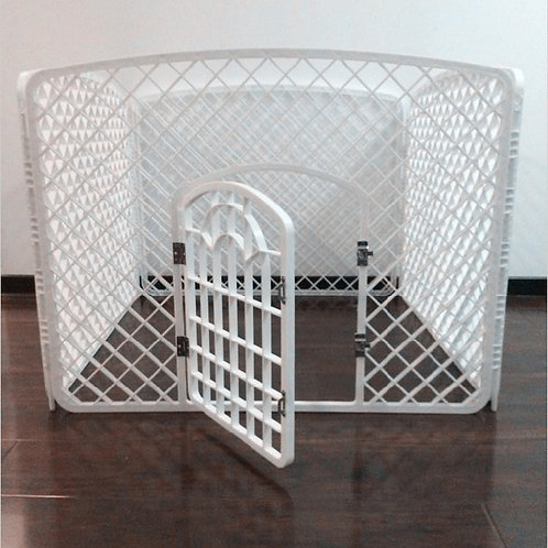 Wholesale Pet products 100*100*77(Height)cm dog fences Medium-sized dogs home