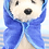 Thumbnail: Cute Pet Dog Towel Soft Drying Bath Pet Towel For Dog Cat Hoodies Puppy Super