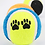 Thumbnail: 6.5cm Dog Tennis Ball puppy Pet Toys for Dog Chewing Toy Signature Kids Toy Ball