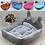 Thumbnail: New 6 Choices PP Cotton Dog Bed Animal Cartoon Shaped Pet Dog House Sofa Puppy