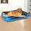 Thumbnail: Pet Dog Bed Warming Dog House Soft Material Nest Dog Baskets Fall and Winter