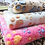 Thumbnail: 1PCS Pet Kennel Mat Thermal Blanket Dog Quilt Polka Dot Air Conditioning Blanket
