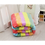 Thumbnail: D59 Colorful Pet dogs cats Rainbow Fleece bed blanket Cute Super Warm Puppy dog