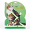 Thumbnail: Nylon Colorful Cat Harness and leash Set for cat Small Pet Accessories Size S