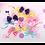 Thumbnail: 30pc/lot Handmade Dots Bow Dog Hair Clip Dog Hair Accessories MINI
