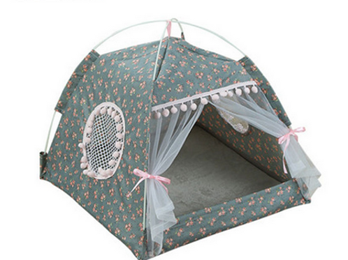 Portable Foldable Pet Dog Tent House
