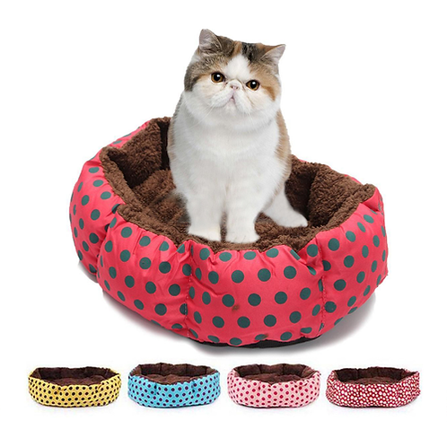 1Pc Pet Bed Couch Lovely Comfortable Cat Dog Bed Cushion Pad Sofa Mat Indoor
