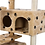 Thumbnail: (Ship From US) New Pet Cat Tree Tower Condo Furniture Scratch Post Pet Kitten
