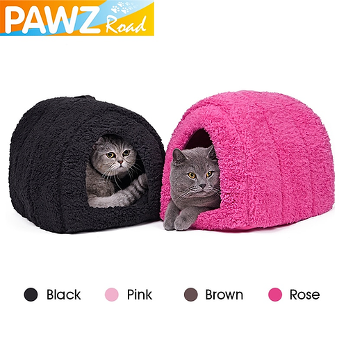 High Quality Dog Cat Warm House Winter Soft Home Pet Bed Cute Nest For Puppy