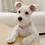 Thumbnail: Rhinestone Puppy Dog Collars Jeweled Crystal Kitten Cat Necklace Bone Charm