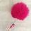 Thumbnail: Real Rabbit Fur ball Fishing Stick (30 pcs)