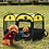 Thumbnail: Portable Folding Pet Tent Dog House Cage Dog Cat Tent Playpen Puppy Kennel Easy