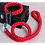 Thumbnail: Double Strand Rope Large Dog Leashes Metal P Chain Buckle National Color Pet