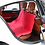 Thumbnail: Pet Carriers Oxford Fabric Solid Car Pet Seat Covers Waterproof Back Bench Seat