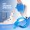 Thumbnail: Original Bath Shower Pet Bathing Sprayer Combination Of Shower Sprayer