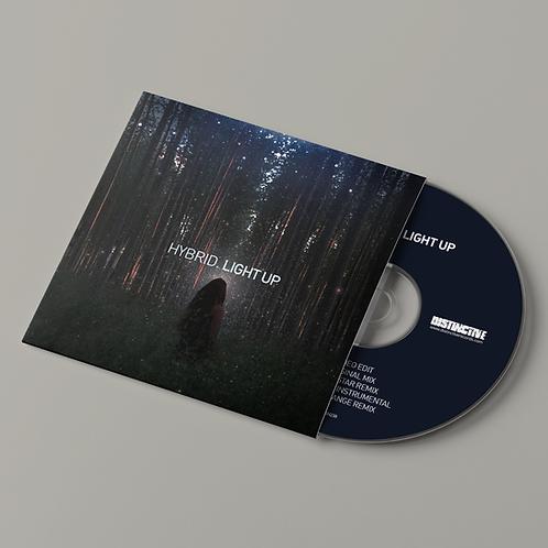 Hybrid CD Single, Light Up