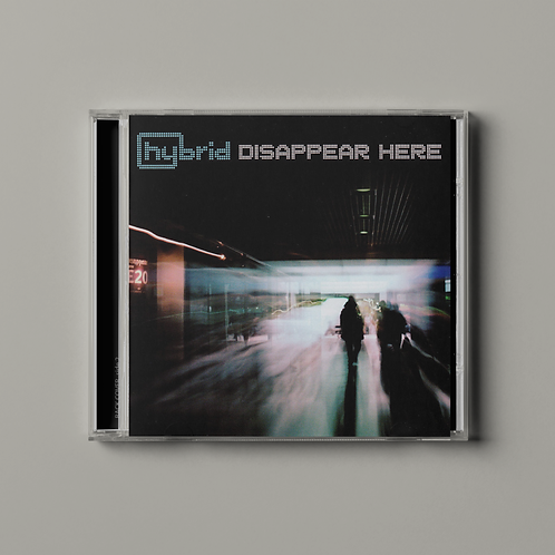 Hybrid CD - Disappear Here