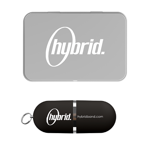 Hybrid USB - Load it with one of the choices below