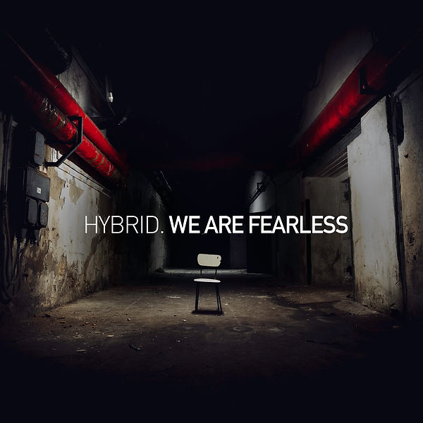 Hybrid - We Are Fearless (Download) COVE