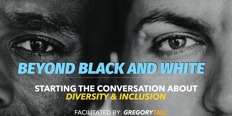 Diversity & Inclusion - Gregory Tall Com