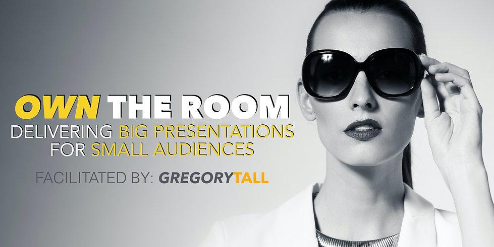 Facilitation Skills - Gregory Tall Compa